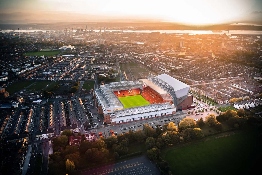 Liverpool Fc Stadium Expansion Virtual Planit