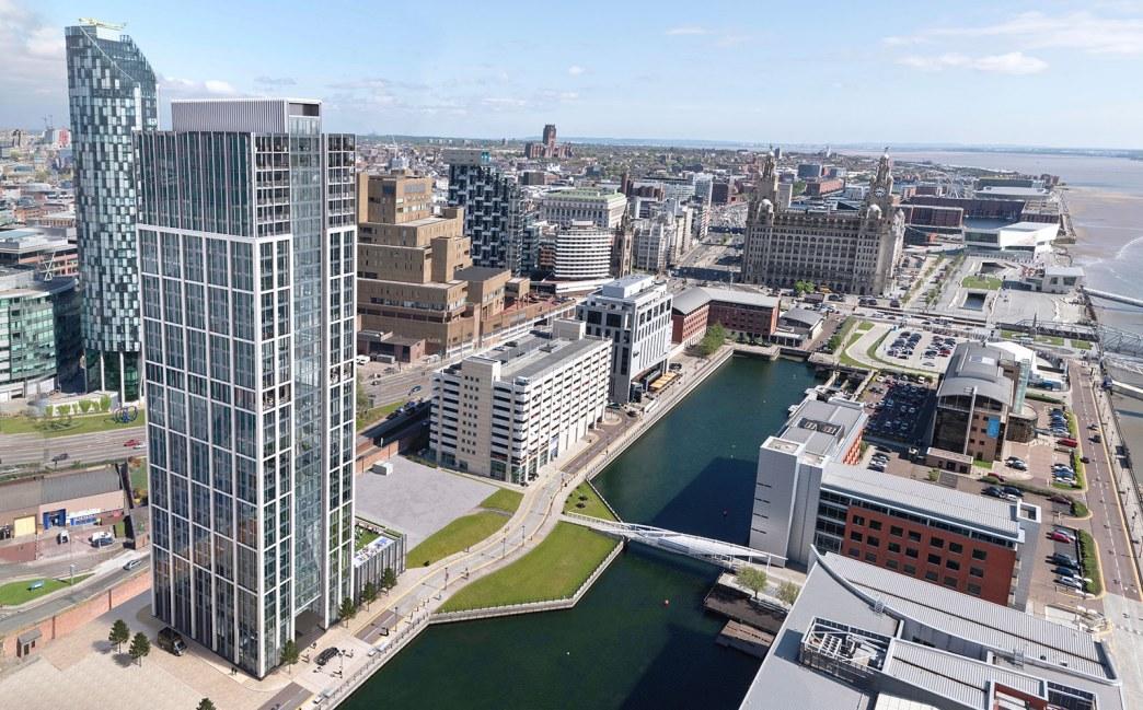 The Lexington Liverpool Virtual Planit